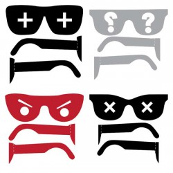 Poker Face Specs - CS