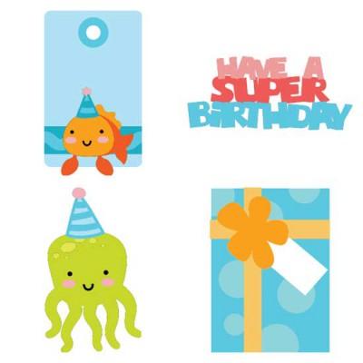 Birthday Fishes - CS