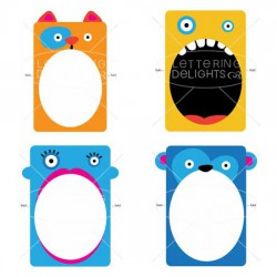 Big Mouth Stationery - GS