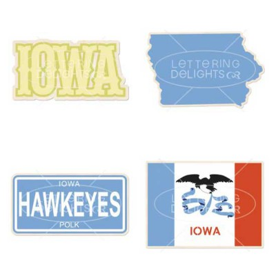 Iowa Hawkeye State - GS