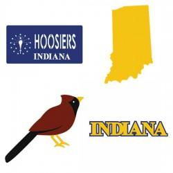 Indiana Hoosier State - CS