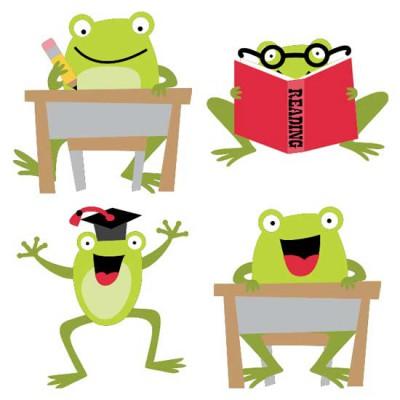 Toad-ally School - CS