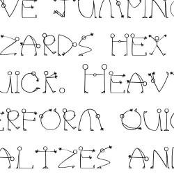 Scrap Tumble - Font
