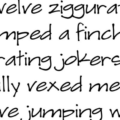 Scrap Casual - Font