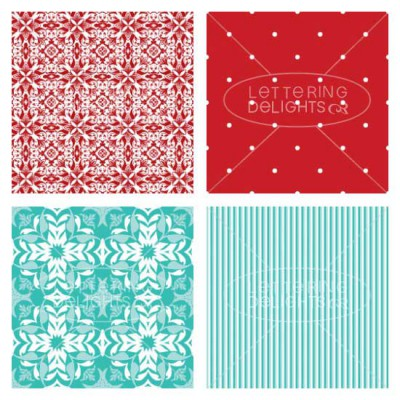 Signs of the Season Tiles - TL