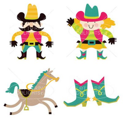 Rootin Tootin Cowboy - GS