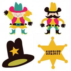 Rootin Tootin Cowboy - CS