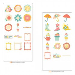Garden Showers SVG Bundle