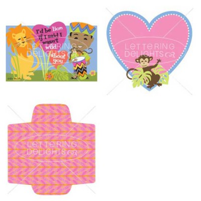 Bongo Stationery - PC