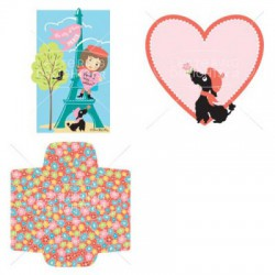Frenchy Stationery - PC