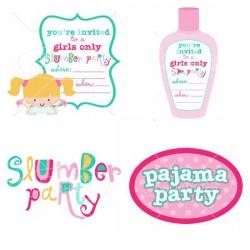 Slumber Party Talk - GS