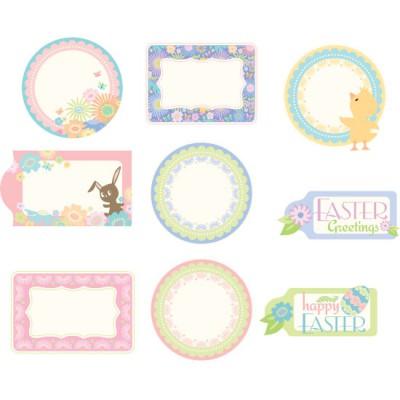 Sweet Peeps - Labels - PC