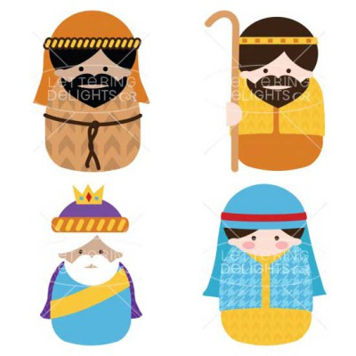 Bible Characters - GS