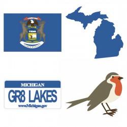Michigan Great Lakes State - CS