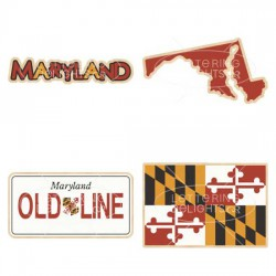 Maryland Old Line State - GS