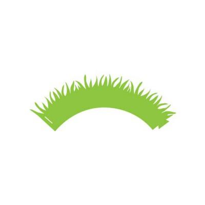 Grass Cupcake Holder - CS