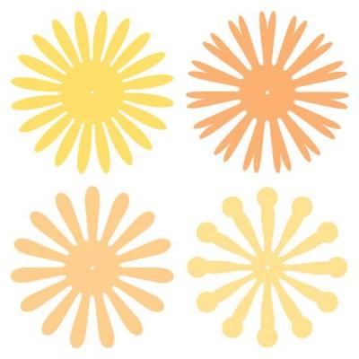 Cut Flower - Fringes - CP
