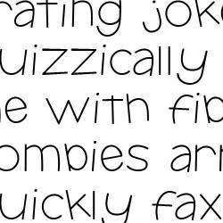 Scrap Round - Font