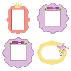 Queen of our Castle - Frames - CS