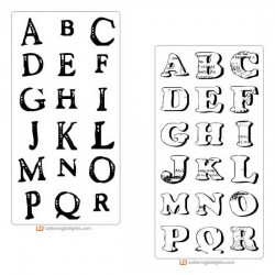 $2 Tuesday Jumble Podge Fonts