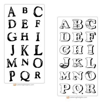 $2 Tuesday Jumble Podge Fonts