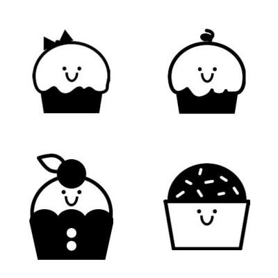 Cupcake Stringbeans - SS