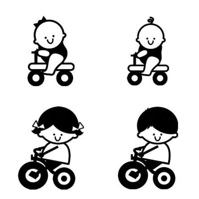 Biking Stringbeans - SS