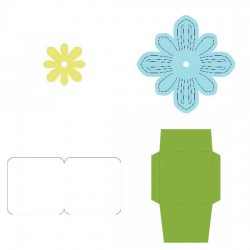 Flowers Gift Card - CP