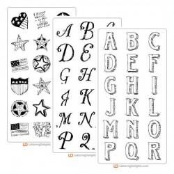 All American Font Bundle
