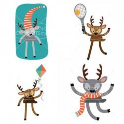 Reindeer Games - GS