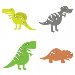Jurassic Giants - SS