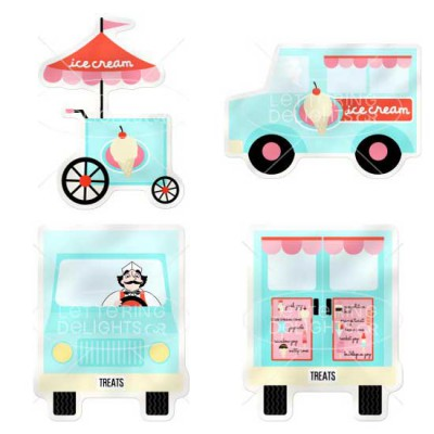 Ice Cream Funday - GS