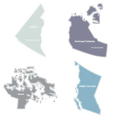 Canadian Provinces - SS