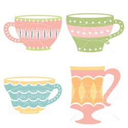 Little Teacups - Girl - GS