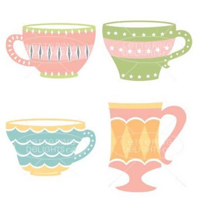 Little Teacups - Girl - GS