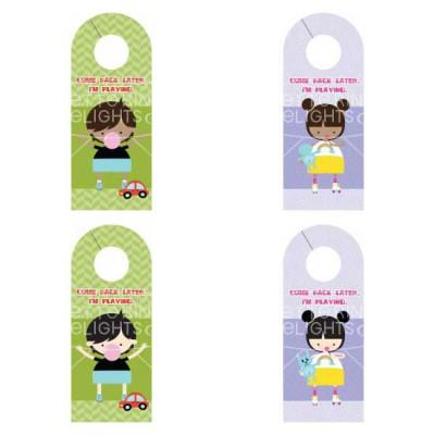 I'm Playing - Door Hangers - PR
