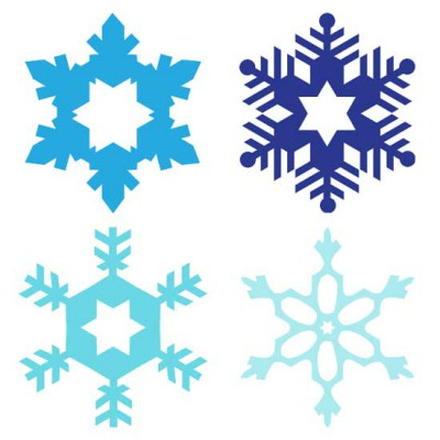 Basic Snowflakes - SS