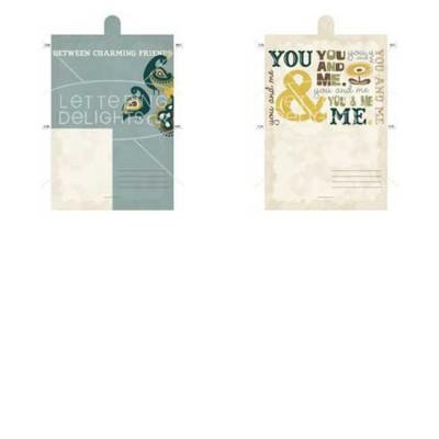 Charmingly - Postcards - PR
