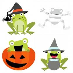 Hoppy Halloween - CS
