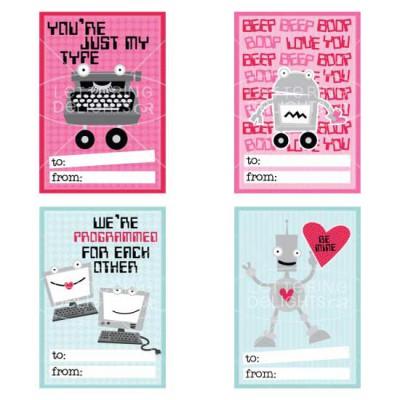 Programmed for Love - Valentines - PR