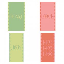 Cut Flower - Holiday Wraps - CP