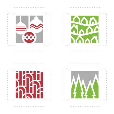 Christmas Paper Quilt - CP