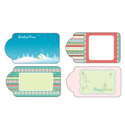 Swell Noel - Gift Tags - PC