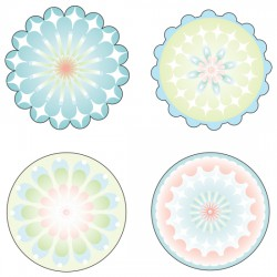 Swell Noel - Medallions - PC