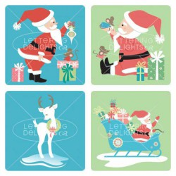 Swell Noel Icons - GS