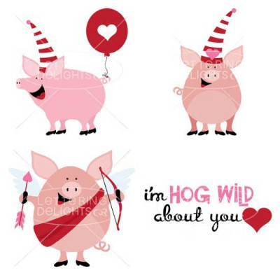 Hogs and Kisses - GS