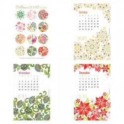 Cut Flower 2013 Calendar - PR