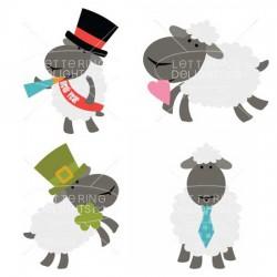 Sheep Shape Year - GS