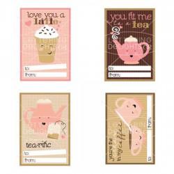 Love You A Latte - Valentines - PR