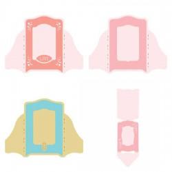Lockets of Love - Frames - CP